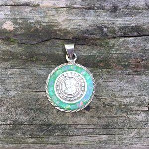 Jewelry - Aztec/Mayan Pendent